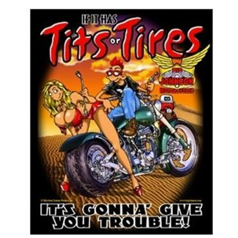 Tits and tires